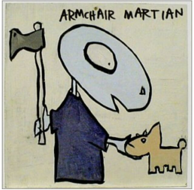 Armchair Martian Monsters Always Scream CD Out Of Print ...