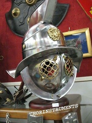 Medieval Gladiator Roman Armor Padded Forearm Protectors