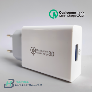 Quick-Charge-3-0-Ladeadapter-Mini-Netzteil-3-5A-Schnell-USB-Ladegeraet-fuer-Handy