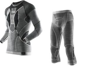 Apani® Merino by X-Bionic® Fastflow Pants (I100490) oder Shirt (I100465) HERREN
