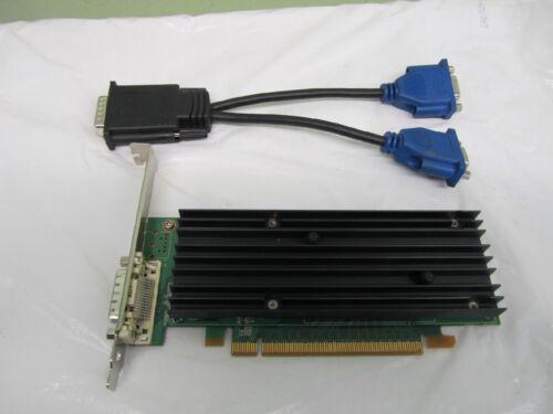 Lenovo NVIDIA Quadro NVS 290 256MB DDR2 SDRAM PCI Express x16 Graphics 43R1765