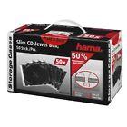 Hama Cd-leerhülle ´slim´ Slim Case Kunststoffbox