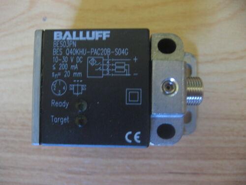 NEW Balluff BES03PN Inductive Sensor