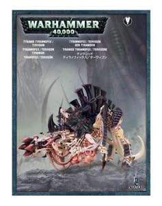 Warhammer Warhammer Warhammer 40,000  Tyranid Tyrannofex GW (51-09) NIB a717b2