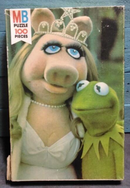 1979 Muppets Puzzle Kermit