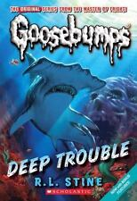 Classic Goosebumps #2: Deep Trouble by R.L. Stine, Good Book