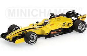 Minichamps-Jordania-F1-Modelo-coches-de-carreras-Mansell-Frentzen-Monteiro-Yamamoto-1-43-rd