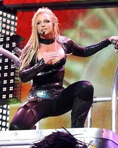 BRITNEY-SPEARS-8x10-Photo-iconic-pic-262428