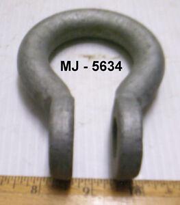Galvanized-Steel-Clevis-NOS