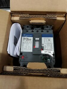 SEDA36AT0100 GENERAL ELECTRIC 3 POLE 100 AMP 600V CIRCUIT BREAKER NEW