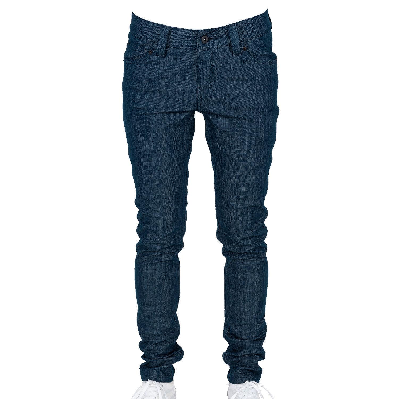 L1 Premium Goods Womens 2017 Snowboard Raw bluee Denim ONE PANT