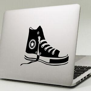 """Converse AllStar apple Macbook Décalque Sticker Fits 11"""" 12"""" 13"""" 15"""" and 17"""" Models-afficher le titre d`origine XVIXVs99-09153842-629336512"""