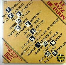 """3x12"""" LP - Le Jazz De Paris - Enregistrements Originaux 1937 1960 - k6043"""