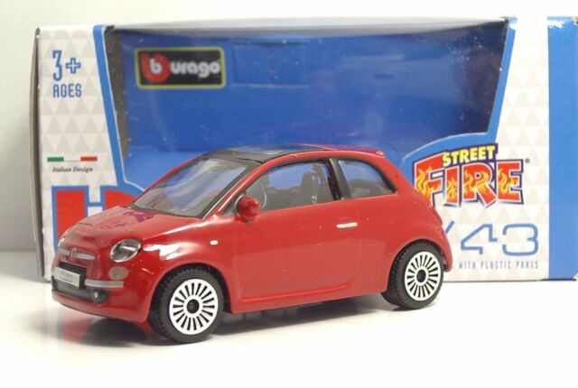 Bburago 30000 FIAT Nuova 500