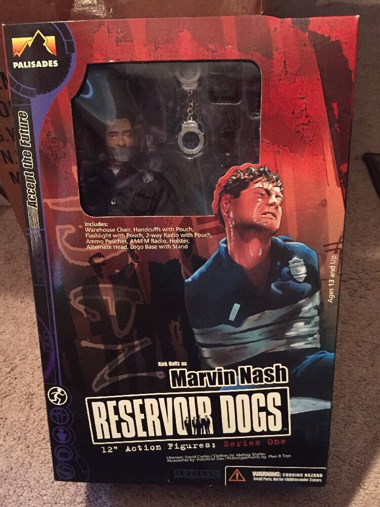 Marvin Nash Reservoir Dogs 12  Action Figure Palisades New New New 3b4eaf