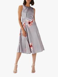 Coast-Claude-Print-Floral-Soft-Midi-Dress-size-6-to-18