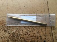 Gold Effect Ball Point Pen