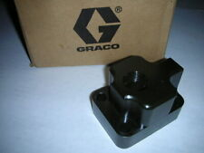 Graco 296805 Upper Pump Base For H 25 And H Xp2 Proportioning Pumps New 1 Pc