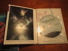 Final Fantasy X/X-2 HD Remaster Limited Edition PS3 ARTBOOK BUNDLE EXCELLENT