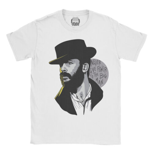 Patraque oeillères Alfie Solomons T-shirt BBC Fan Tom Hardy Top Tee-shirt Homme Unisexe