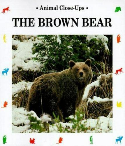 The Brown Bear: Giant of the Mountains (Animal Close-Ups) by Tracqui, Valerie