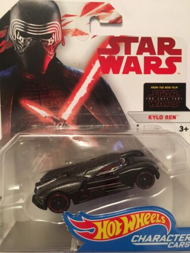 Pack 2+MORE 2017 New HOT WHEELS Star Wars Carships Character Cars The Last Jedi