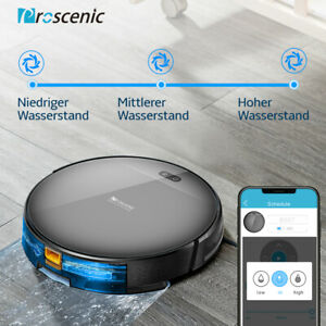 Proscenic-800T-Alexa-Aspirateur-Robot-laveur-de-sol-Tapis-App-Carte-Navigation