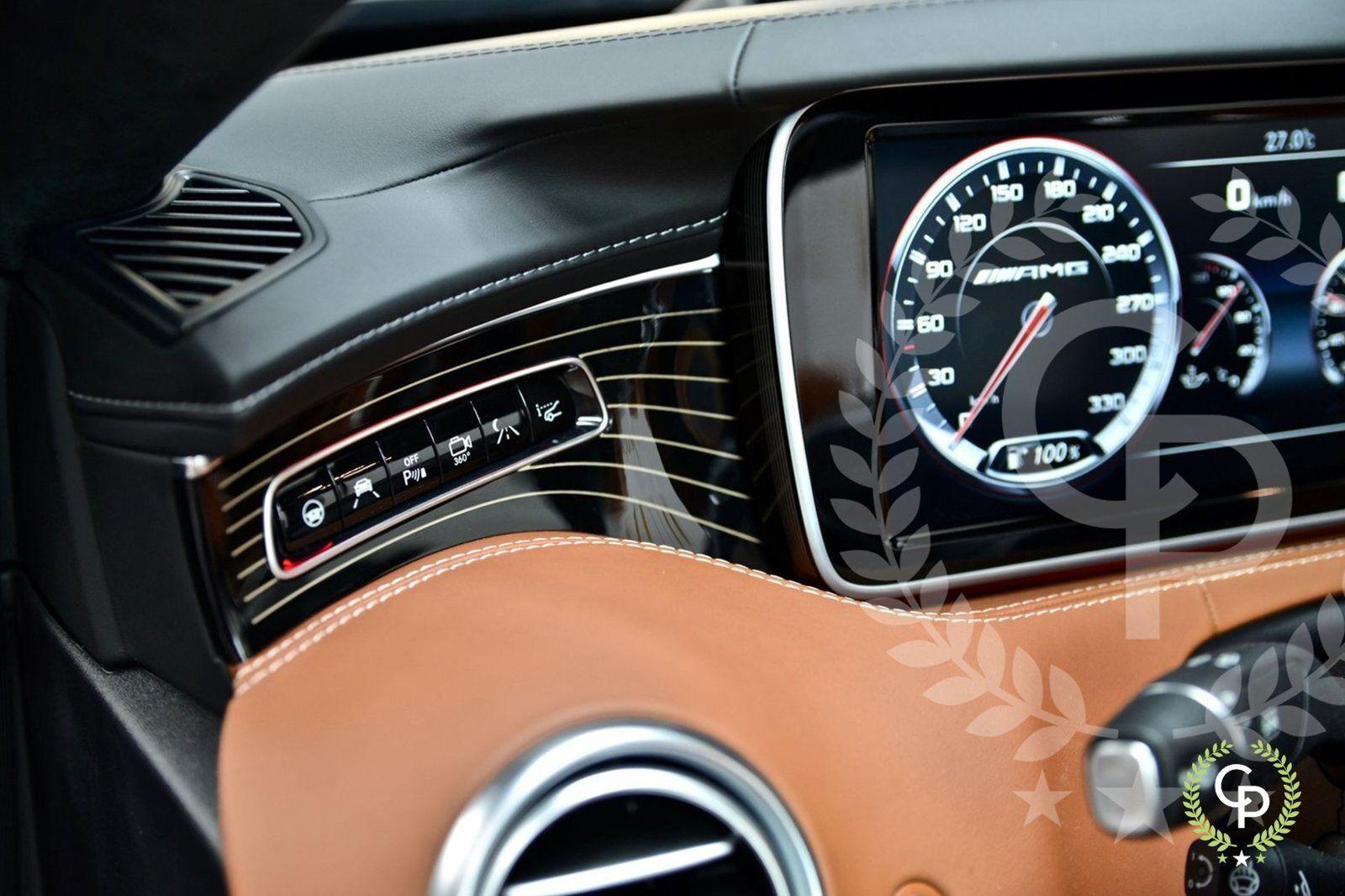 Mercedes S63