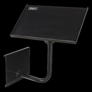 Sealey APLTSB ordinateur portable et tablette Stand 440 mm-Noir