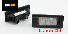 Module Plaque LED BMW E90 E91 E92 E93 - Série 3 Pack Ampoule LED Plaque Blanc