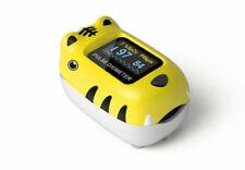 Led Screen Infant Fingertip Pulse Oximeter Spo2 Blood Oxygen Monitor For Kidsce