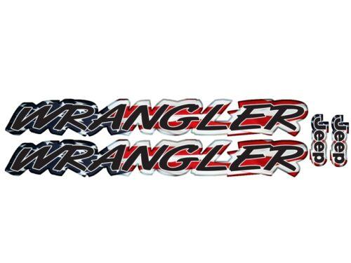 Jeep Wrangler American Flag Hood decals cj yj tj jk mj x rubicon 2pc set