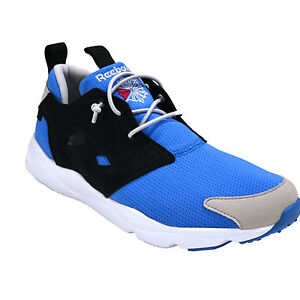 0df167ec1247 Details about Reebok Classic Mens Furylite Athletic Shoe Ortholite  Basketball Sneaker Athletic