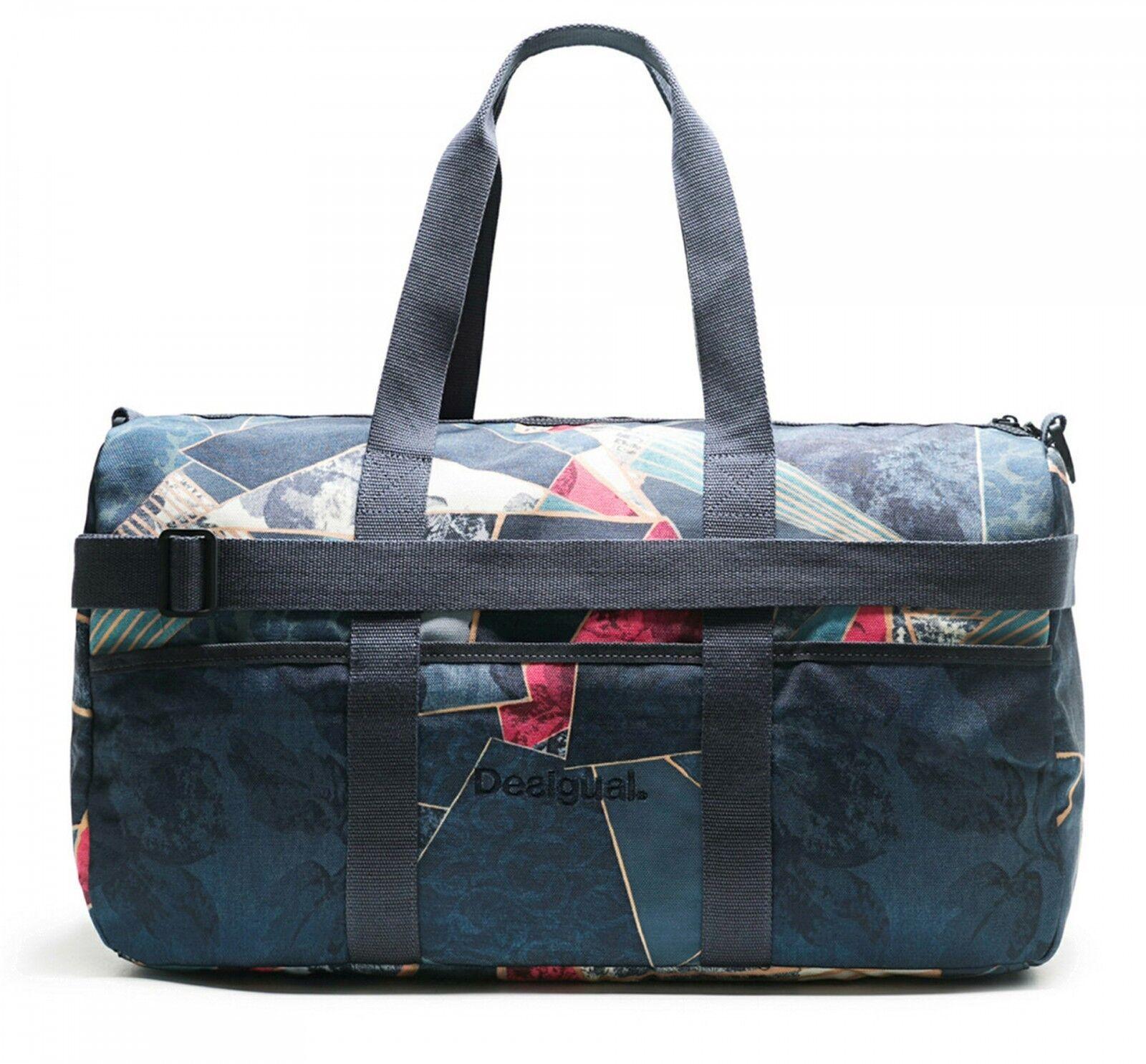 Desigual Sports Bag Dark Dark Bag Denim Gym 6dcdf4