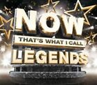 Now That's What I Call Legends by Various Artists (CD, Nov-2014, 2 Discs, Sony Music)