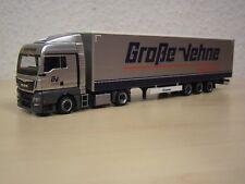 "Herpa - MAN TGX XLX Euro 6 Megatrailer ""Große Vehne / Marsberg"" - 1:87"