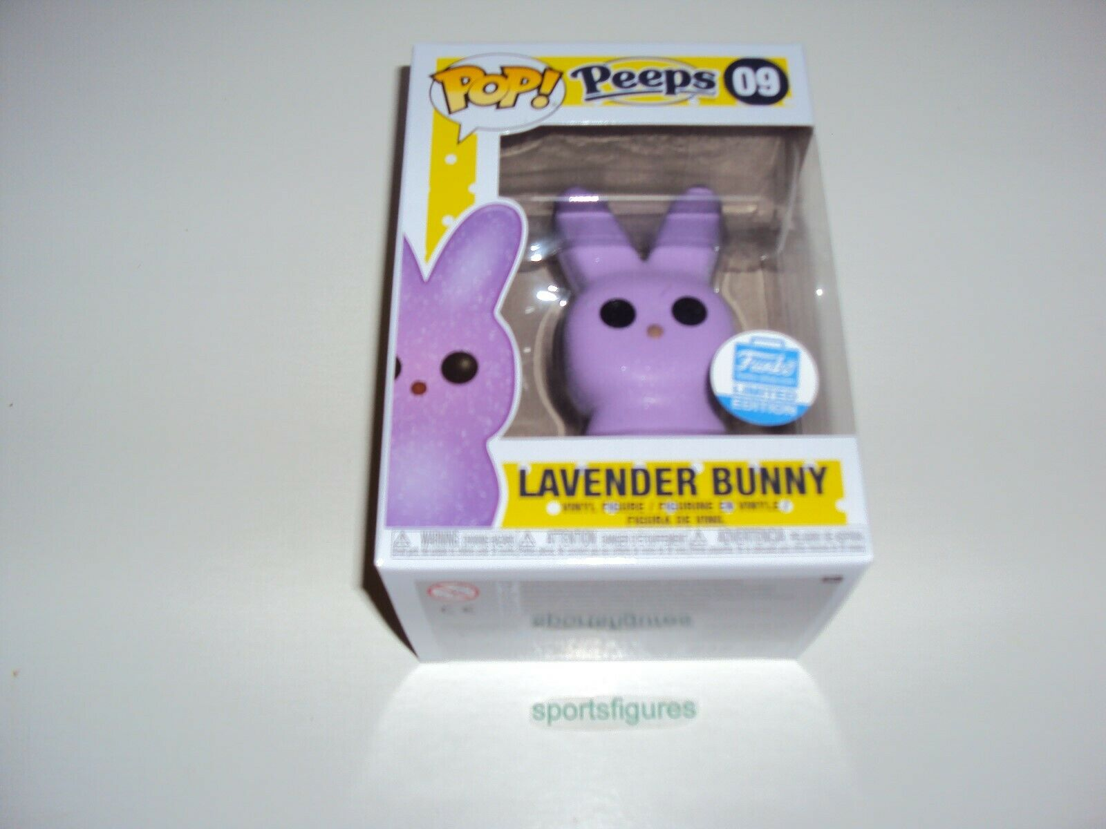 Lavender Bunny Funko Exclusive Limited Edition Pop Vinyl Figure by by by Funko 073a1c