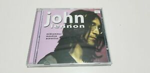JJ8- JOHN LENNON MIDSUMMER MEADOW ACOUSTICS CD RARE COLLECTORS!