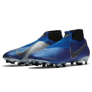 nike phantom boots blue