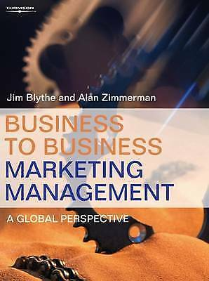 1 of 1 - USED (VG) Business to Business Marketing Management: A Global Perspective by Jim