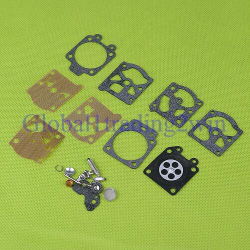 Carburetor Rebuild KIT For WALBRO WT845 WT846 WT847 WT841 WT843 WT844 CARB