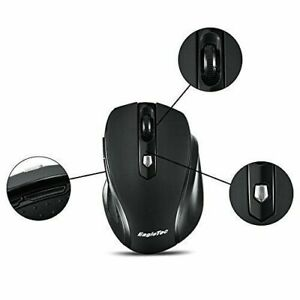 VicTsing MM057 2 5G Wireless Mouse - Black for sale online | eBay
