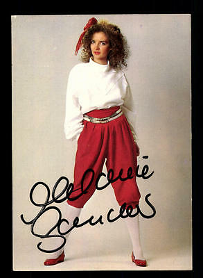 Original, Nicht Zertifiziert Melanie Sanders Autogrammkarte Original Signiert ## Bc 68050 Klar Und Unverwechselbar
