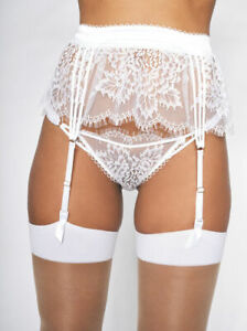 Energetic Ann Summers The Blossom Waspie, White - Sizes S - L To Rank First Among Similar Products