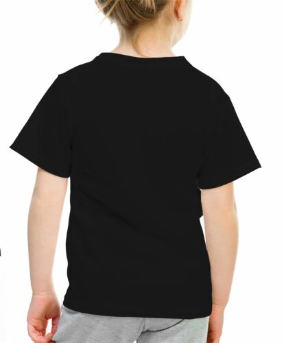The Lion King Mufasa Sunset Children/'s Unisex Black T-Shirt