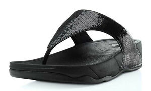 fitflop electra black size 9
