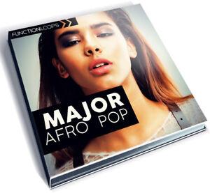 Details about MAJOR AFRO POP Construction Kits | Pop Vocal Loops, Melodies,  Drums, MIDI files,