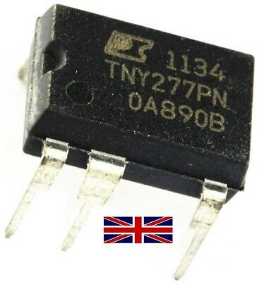 TNY277PN DIP7 Integrated Circuit from Power Integrations