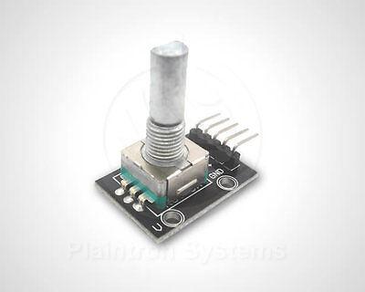KY-040 Drehregler//Drehgeber//Drehencoder//Rotary Encoder Modul 5V für Arduino uvm.