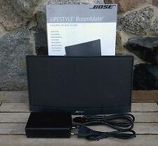 Bose Lifestyle RoomMate * aktiver Haupt- Stereolautsprecher Center Satellit